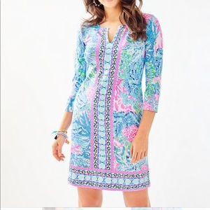 Lilly Pulitzer NEW Nadine Dress UPF 50+ XL